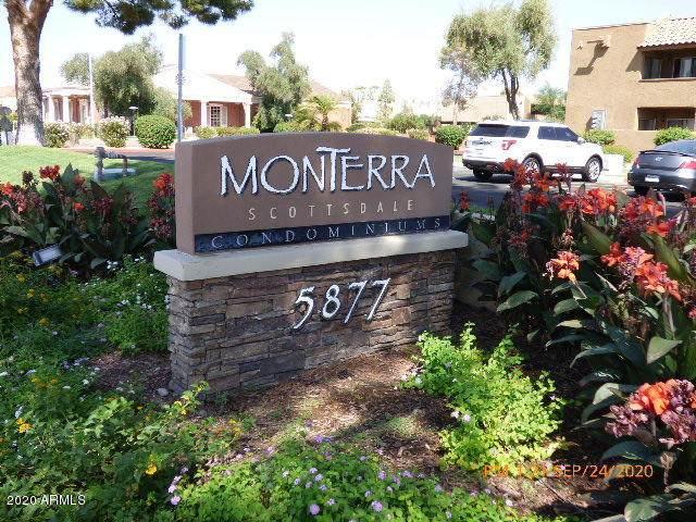 5877 N Granite Reef Road #1103, Scottsdale, AZ 85250 (MLS #6137409) :: Dave Fernandez Team | HomeSmart