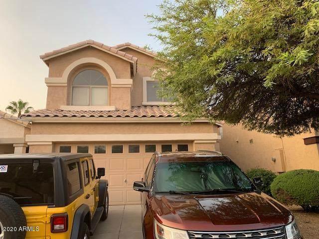 7218 E Knoll Street, Mesa, AZ 85207 (MLS #6137820) :: Brett Tanner Home Selling Team