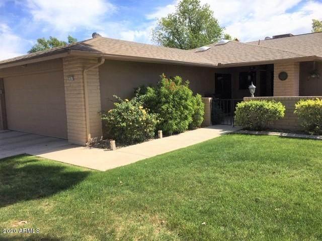 12619 W Castle Rock Drive, Sun City West, AZ 85375 (MLS #6138432) :: The Property Partners at eXp Realty