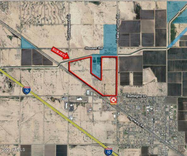 1000 N Eleven Mile Corner Road, Eloy, AZ 85131 (MLS #6138462) :: The Riddle Group