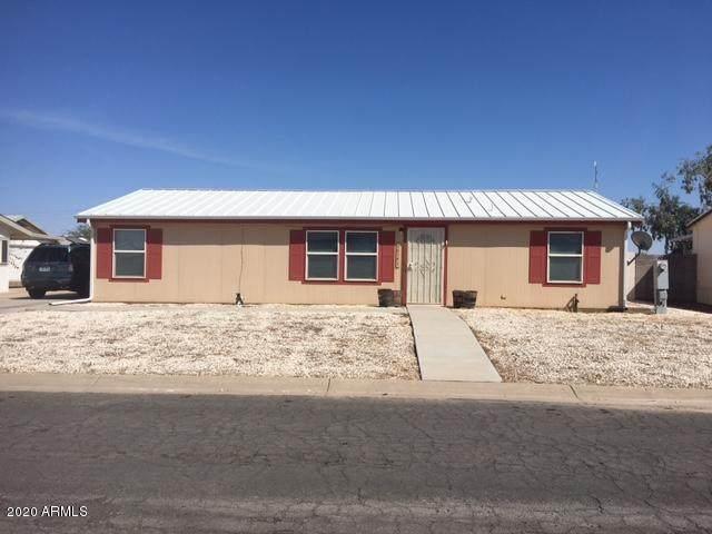 16341 S Lunar Road, Arizona City, AZ 85123 (MLS #6138698) :: Yost Realty Group at RE/MAX Casa Grande