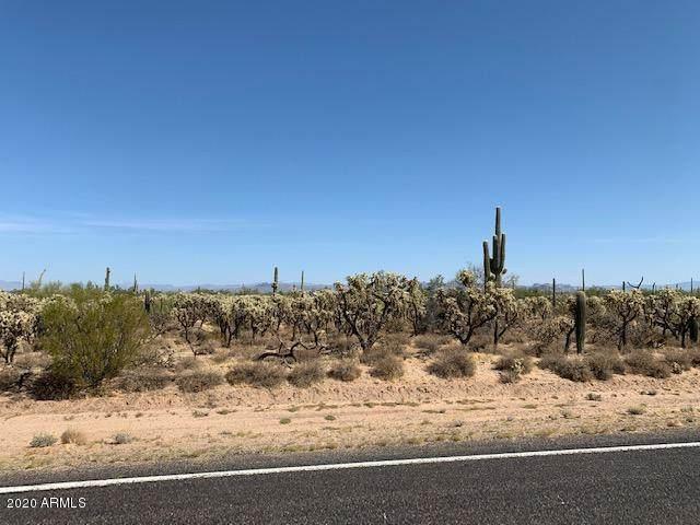 0 E Florence Kelvin Highway, Florence, AZ 85132 (#6138716) :: Luxury Group - Realty Executives Arizona Properties