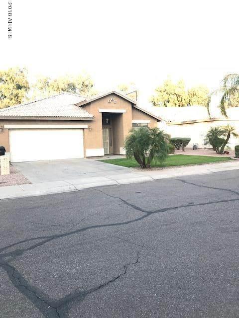 1506 E Sunrise Way, Gilbert, AZ 85296 (MLS #6138808) :: Keller Williams Realty Phoenix