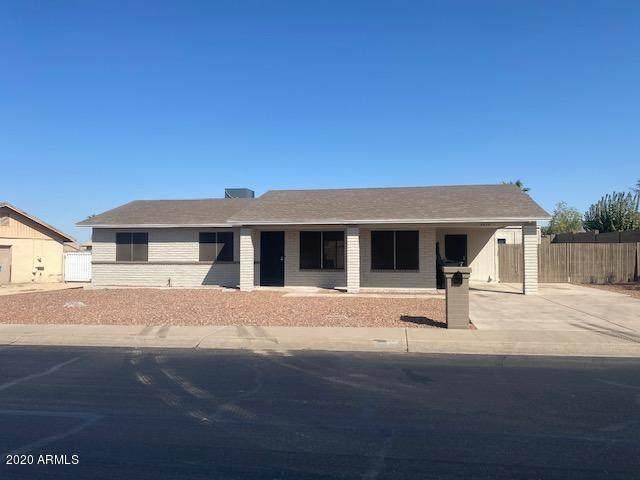8409 S 14TH Street, Phoenix, AZ 85042 (MLS #6139430) :: Yost Realty Group at RE/MAX Casa Grande