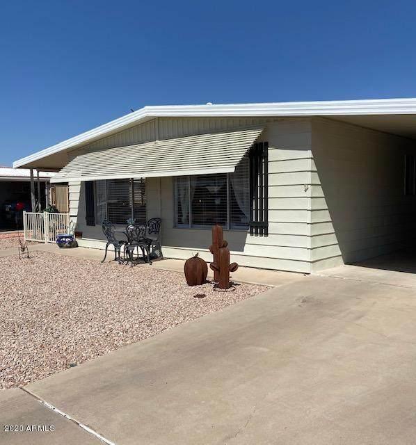2370 N Nicklaus Drive, Mesa, AZ 85215 (MLS #6139705) :: Conway Real Estate