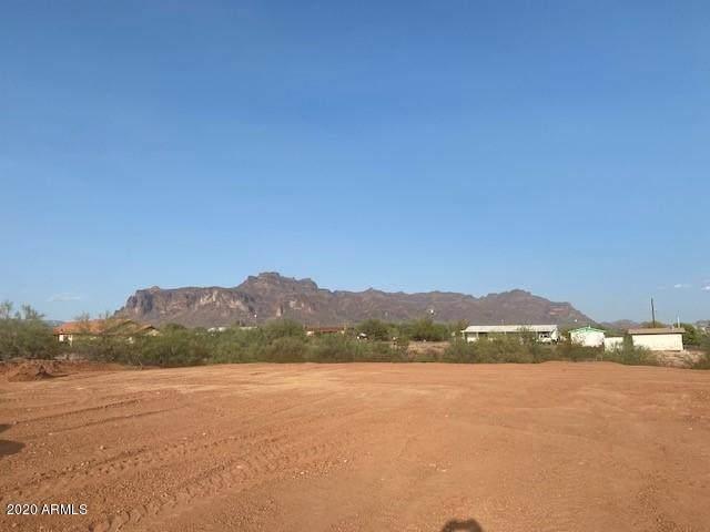 2XXX E 12th Avenue, Apache Junction, AZ 85119 (MLS #6140872) :: Arizona Home Group