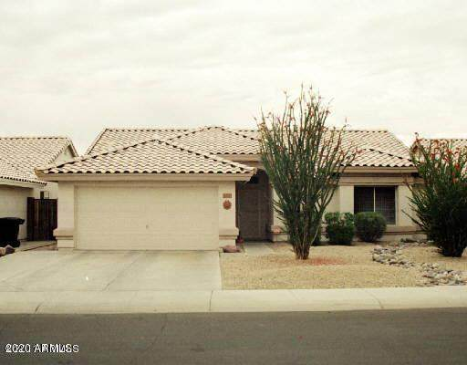 11964 N 68TH Lane, Peoria, AZ 85345 (MLS #6141404) :: Power Realty Group Model Home Center