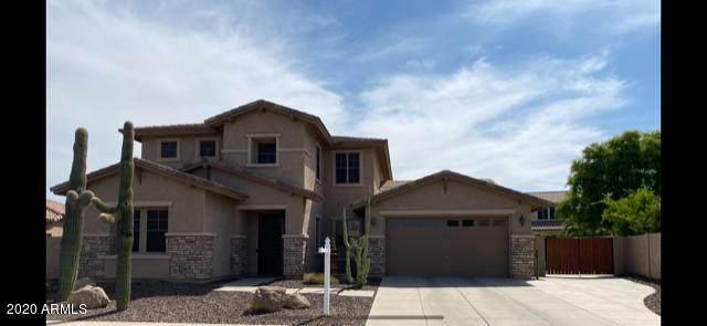 3857 E Sawtooth Drive, Chandler, AZ 85249 (MLS #6142217) :: My Home Group