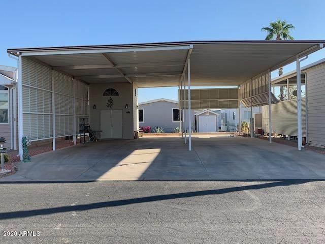 17200 W Bell Road, Surprise, AZ 85374 (MLS #6142834) :: Howe Realty