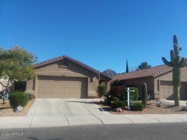10272 E Mallow Circle, Scottsdale, AZ 85255 (MLS #6144043) :: The Everest Team at eXp Realty