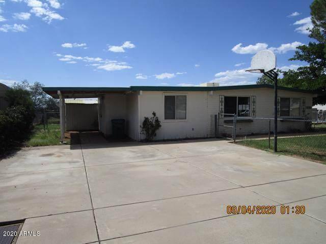 811 Ridgeview Place, Huachuca City, AZ 85616 (MLS #6144156) :: Keller Williams Realty Phoenix