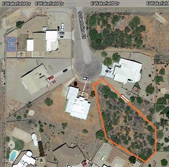 TBD S Santolina Court, Sierra Vista, AZ 85650 (MLS #6144190) :: John Hogen | Realty ONE Group