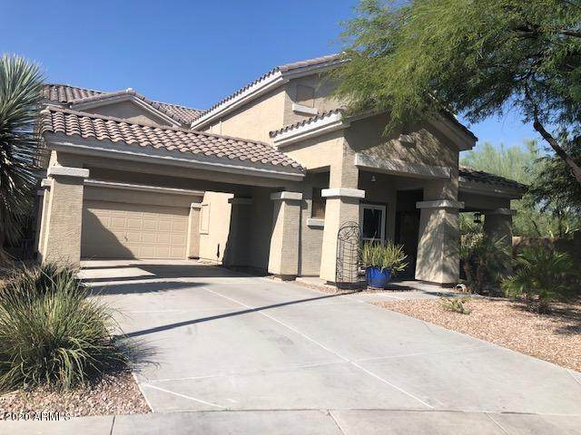 5594 S 239TH Drive, Buckeye, AZ 85326 (MLS #6145128) :: Homehelper Consultants