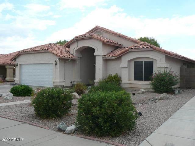 7632 W Redfield Road, Peoria, AZ 85381 (MLS #6145440) :: Sheli Stoddart Team   M.A.Z. Realty Professionals
