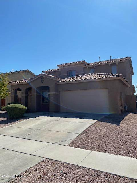 1309 E Cassia Lane, Gilbert, AZ 85298 (MLS #6146029) :: Arizona Home Group