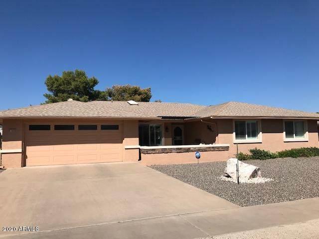 9220 W Meadow Hills Drive, Sun City, AZ 85351 (MLS #6146349) :: Midland Real Estate Alliance