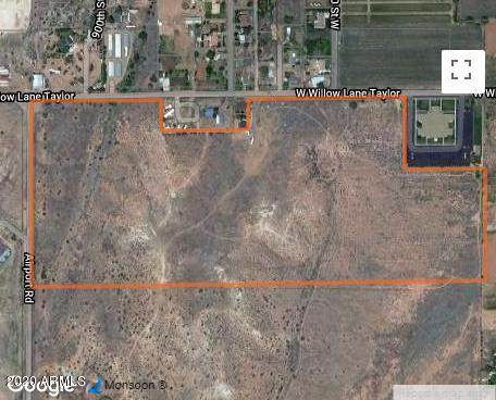 500 W Willow Lane, Taylor, AZ 85939 (MLS #6146829) :: Yost Realty Group at RE/MAX Casa Grande