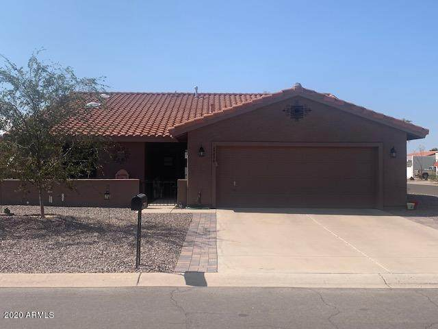 25636 S Parkside Drive, Sun Lakes, AZ 85248 (MLS #6147434) :: NextView Home Professionals, Brokered by eXp Realty