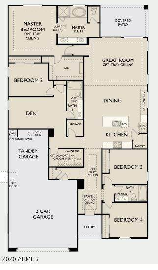 4816 S Pluto, Mesa, AZ 85212 (MLS #6147596) :: The J Group Real Estate | eXp Realty