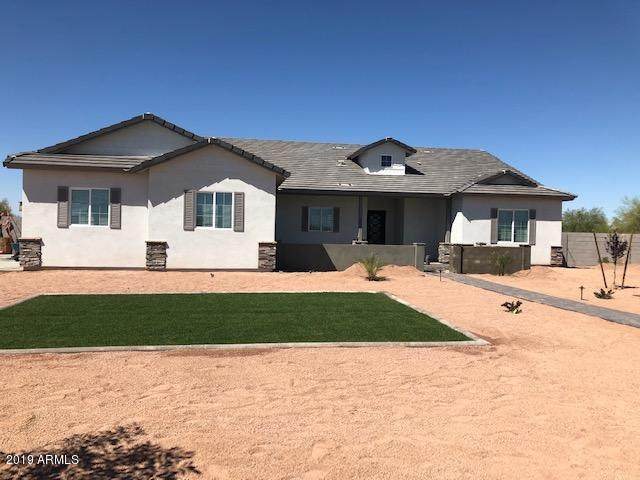 6121 N Syncline Ridge Drive, Casa Grande, AZ 85194 (MLS #6148301) :: Midland Real Estate Alliance
