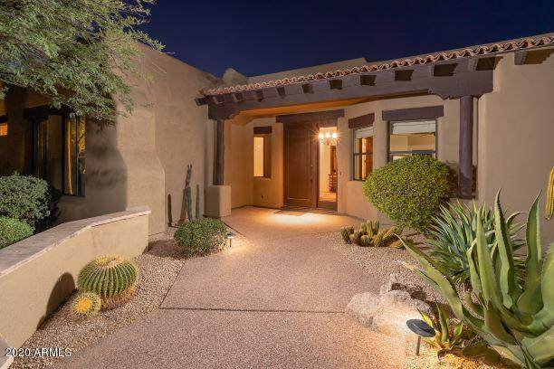 11406 E Whispering Wind Drive, Scottsdale, AZ 85255 (MLS #6148348) :: The W Group