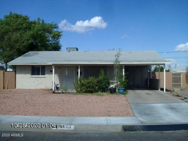 11114 W Missouri Avenue, Youngtown, AZ 85363 (MLS #6148659) :: Nate Martinez Team