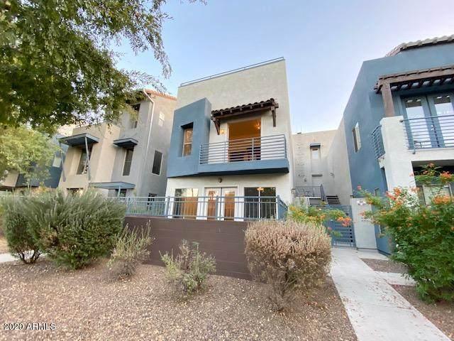 615 E Portland Street #181, Phoenix, AZ 85004 (MLS #6148929) :: Sheli Stoddart Team | M.A.Z. Realty Professionals