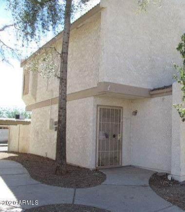 3840 N 43RD Avenue #50, Phoenix, AZ 85031 (MLS #6148967) :: Walters Realty Group