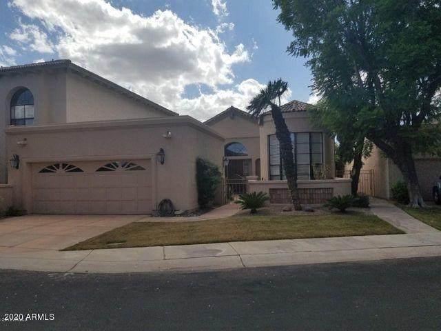 10117 E Topaz Drive, Scottsdale, AZ 85258 (#6148976) :: Long Realty Company