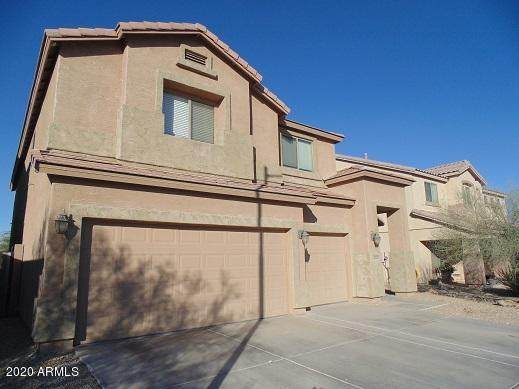 18690 N Smith Drive, Maricopa, AZ 85139 (MLS #6149026) :: BVO Luxury Group