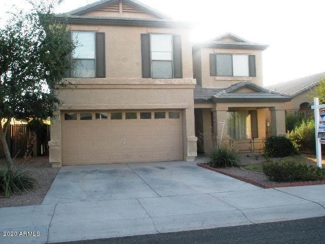 29672 N Desert Willow Boulevard, San Tan Valley, AZ 85143 (MLS #6149039) :: The Property Partners at eXp Realty