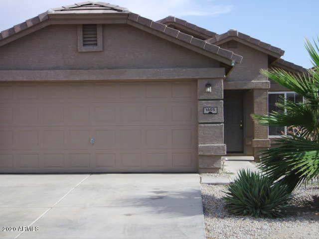 1605 W Wilson Avenue, Coolidge, AZ 85128 (MLS #6149081) :: The Daniel Montez Real Estate Group