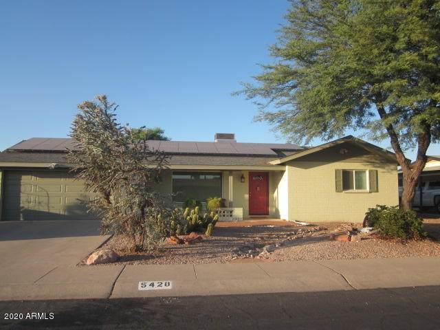 5428 E Des Moines Street, Mesa, AZ 85205 (MLS #6149104) :: Walters Realty Group