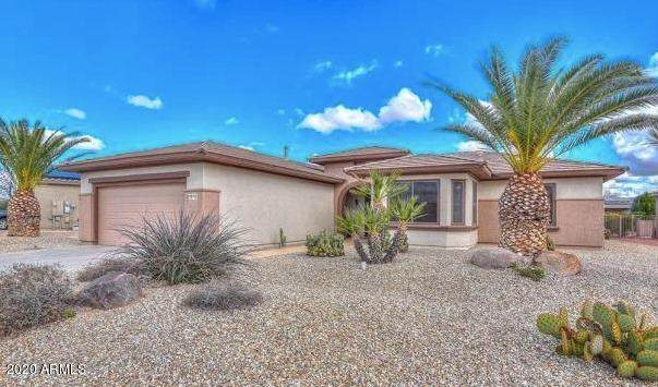 16716 W Rincon Peak Drive, Surprise, AZ 85387 (MLS #6149430) :: The W Group