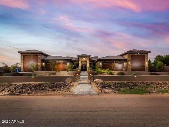1306 W Maddock Road, Phoenix, AZ 85086 (MLS #6149911) :: The Garcia Group