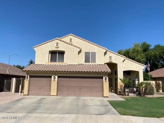 5562 E Gable Avenue, Mesa, AZ 85206 (MLS #6150085) :: The Ellens Team