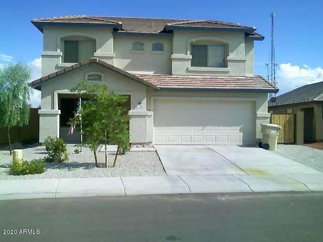 7355 S 252ND Lane, Buckeye, AZ 85326 (MLS #6150225) :: Long Realty West Valley