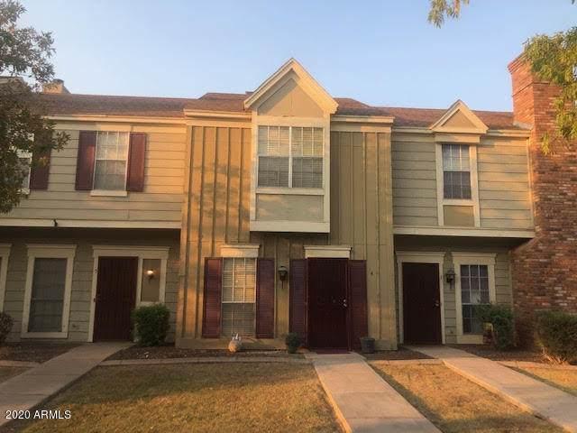 18621 N 34TH Avenue #4, Phoenix, AZ 85027 (MLS #6150326) :: The Property Partners at eXp Realty