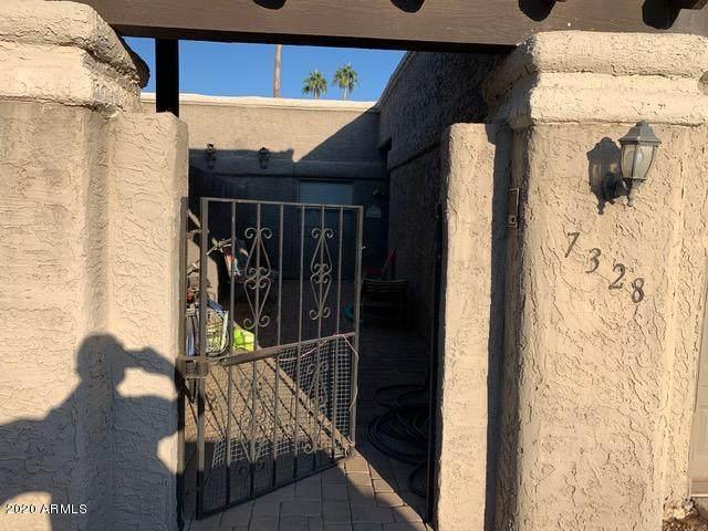 7328 E Pleasant Run #2, Scottsdale, AZ 85258 (MLS #6150405) :: The Property Partners at eXp Realty