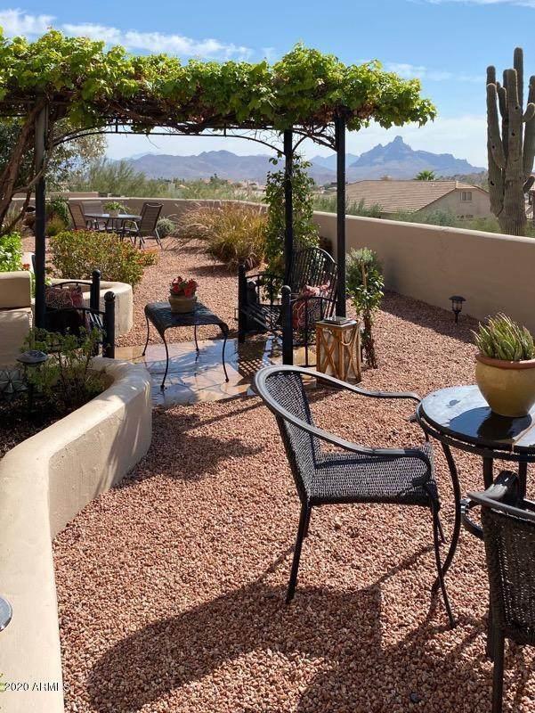 15929 E Venetian Lane, Fountain Hills, AZ 85268 (MLS #6150720) :: The W Group