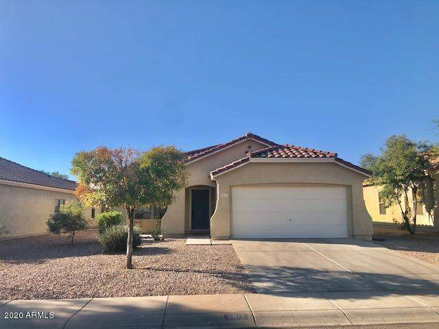 2817 W Silver Creek Lane, Queen Creek, AZ 85142 (MLS #6151148) :: The J Group Real Estate | eXp Realty