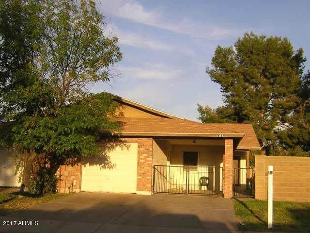 1357 S Allen Street, Mesa, AZ 85204 (MLS #6151257) :: Midland Real Estate Alliance