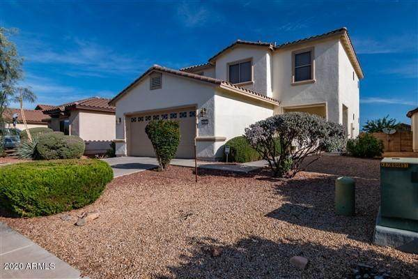 5571 Los Capanos Drive, Sierra Vista, AZ 85635 (MLS #6151427) :: NextView Home Professionals, Brokered by eXp Realty