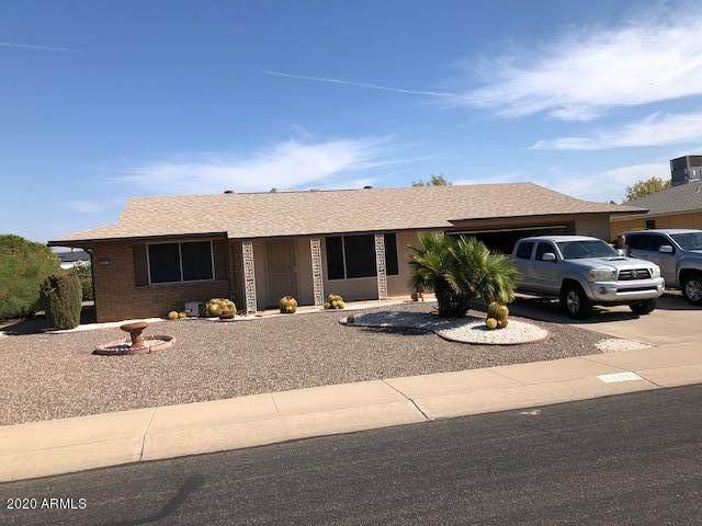 20013 N 101ST Avenue, Sun City, AZ 85373 (MLS #6151586) :: Nate Martinez Team