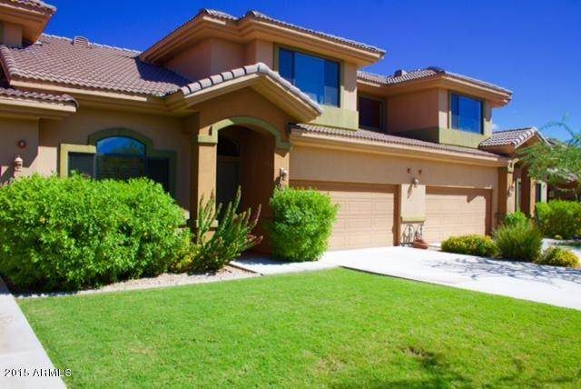 16820 E La Montana Drive #101, Fountain Hills, AZ 85268 (MLS #6151959) :: My Home Group