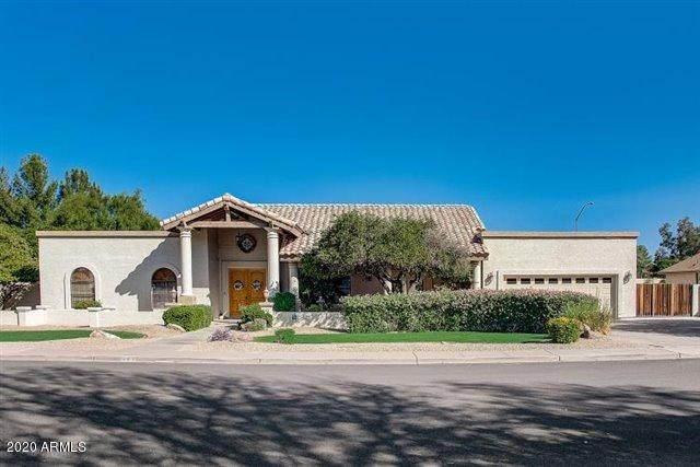821 N Orchard, Mesa, AZ 85213 (MLS #6152083) :: The Carin Nguyen Team