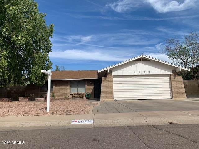 6622 W Aire Libre Avenue, Glendale, AZ 85306 (MLS #6152134) :: The W Group