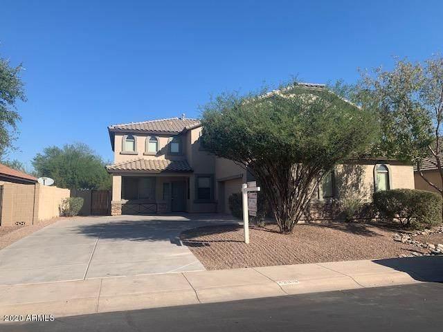 42316 W Chisholm Drive, Maricopa, AZ 85138 (MLS #6152145) :: The Garcia Group