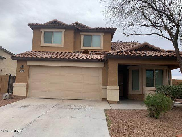 20593 N Mac Neil Court, Maricopa, AZ 85138 (MLS #6152354) :: The Garcia Group