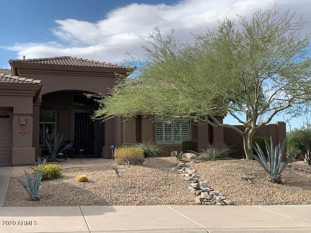 10835 E Acacia Drive, Scottsdale, AZ 85255 (MLS #6152499) :: My Home Group